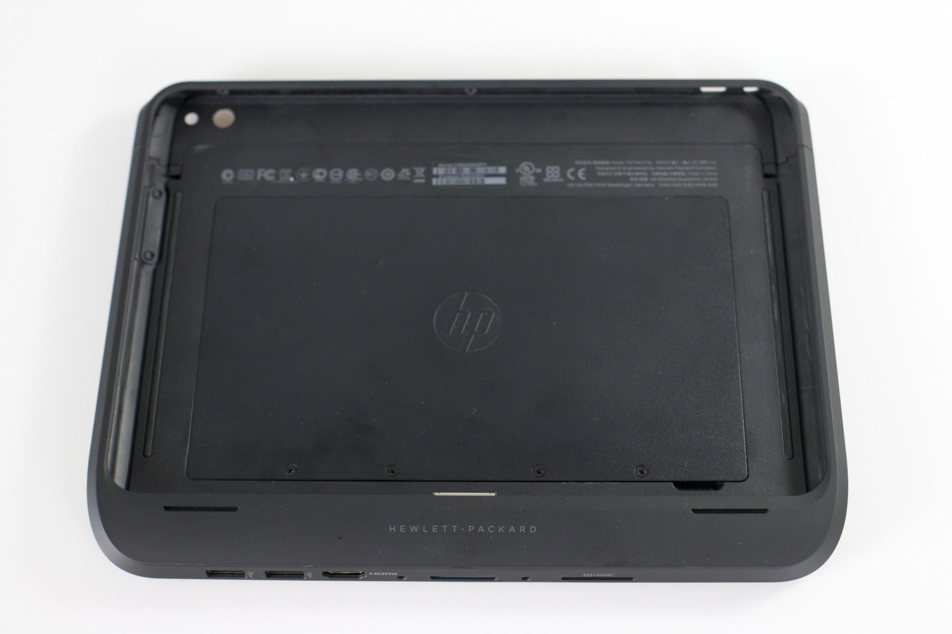 HP Elitepad 1000 G2 im Test: Praktisches Arbeitsgerät dank Zubehör -