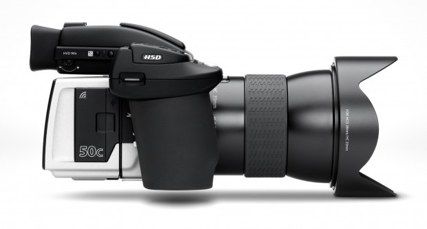 Hasselblad H5D-50c mit WLAN (Bild: Hasselblad)