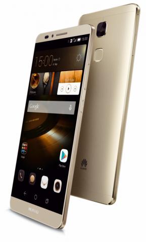 Ascend Mate 7 (Bild: Huawei)