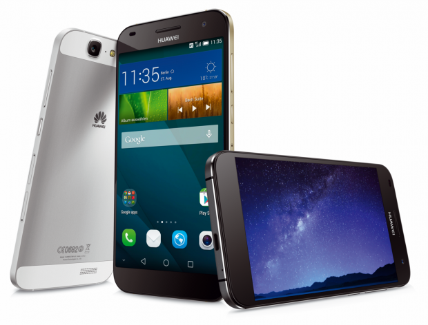 Ascend G7 (Bild: Huawei)