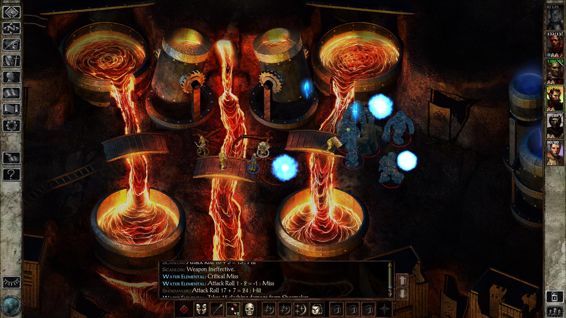 Rollenspiel: Icewind Dale mit neuen alten Quests - Icewind Dale Enhanced Edition (Bilder: Beamdog)