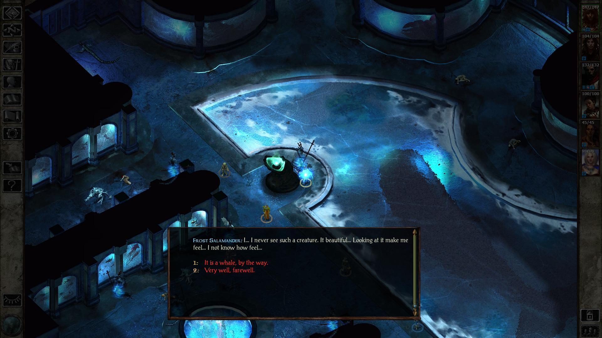 Rollenspiel: Icewind Dale mit neuen alten Quests - Icewind Dale Enhanced Edition
