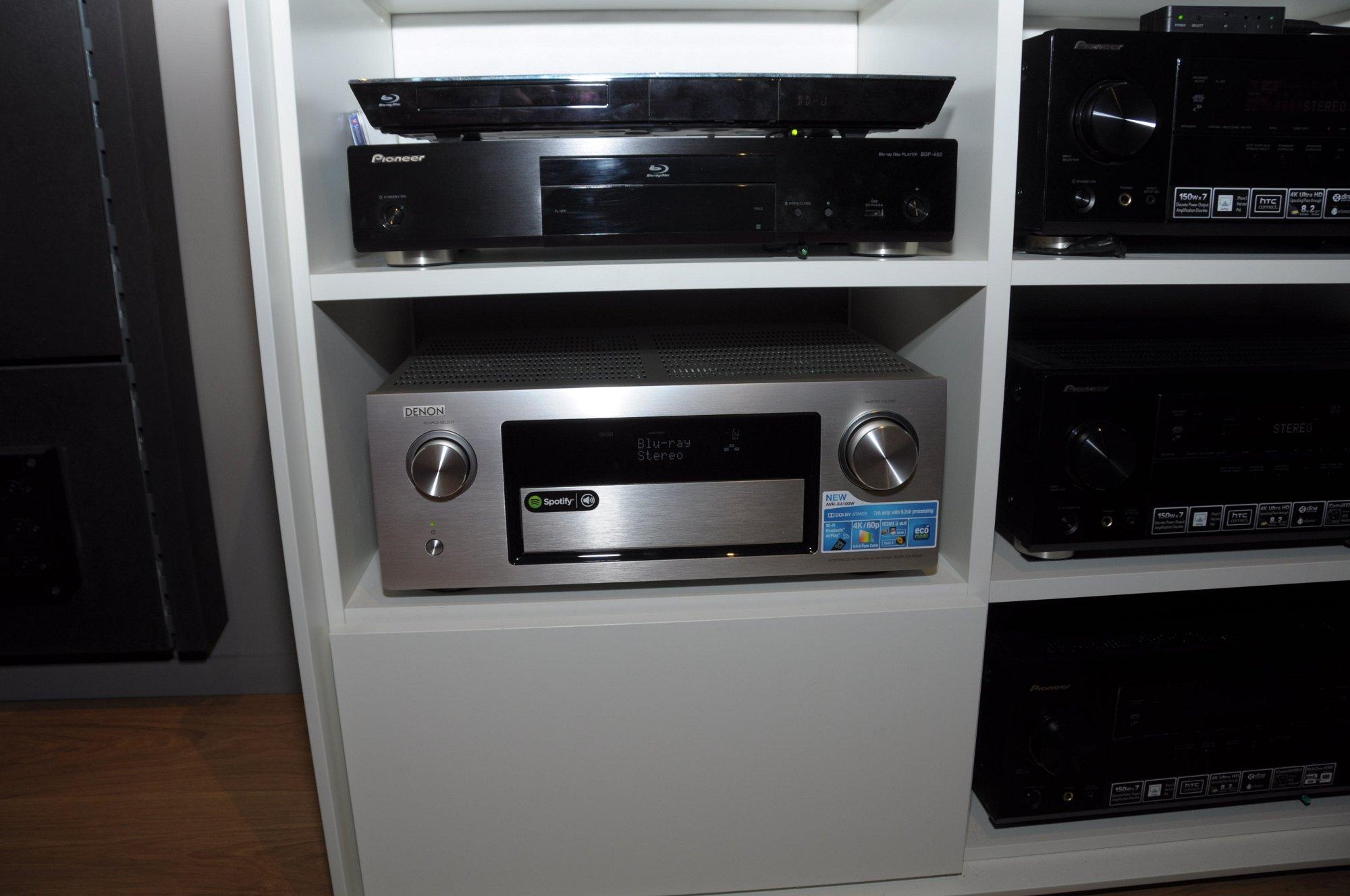 Dolby Atmos Probe gehört: Klang aus der Decke kommt fürs Heimkino -