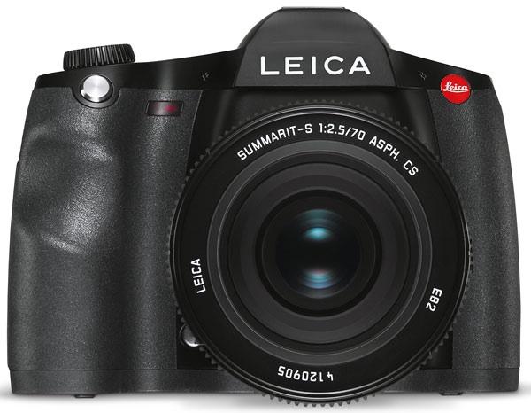 Typ 007: Leica Mittelformatkamera S filmt in 4K - Leica S Typ 007 (BIld: Leica)