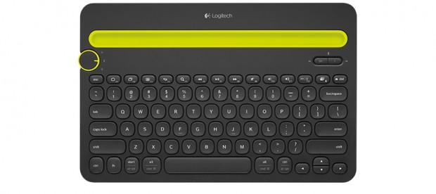 Keyboard K480 (Bild: Logitech)
