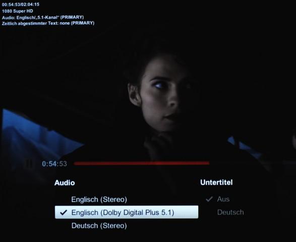 Netflix bietet auf der PS3 manchmal echten 5.1-Sound. (Foto: Golem.de)