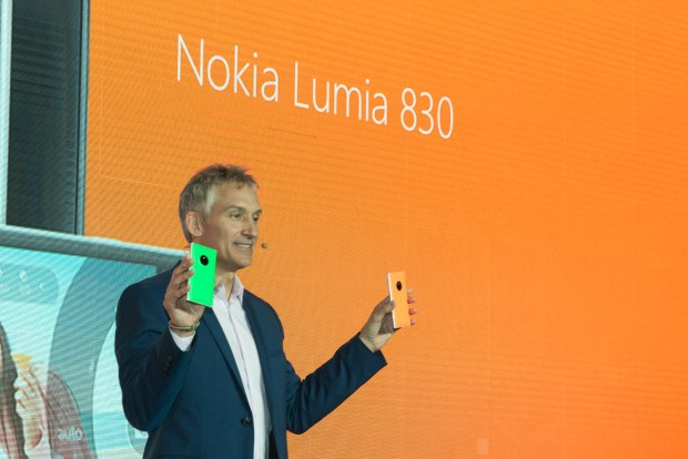 Nokia Lumia 830 (Bild: Fabian Hamacher/Golem.de)