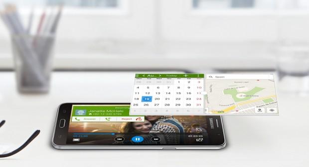 Das neue Galaxy Mega 2 von Samsung (Bild: Samsung)