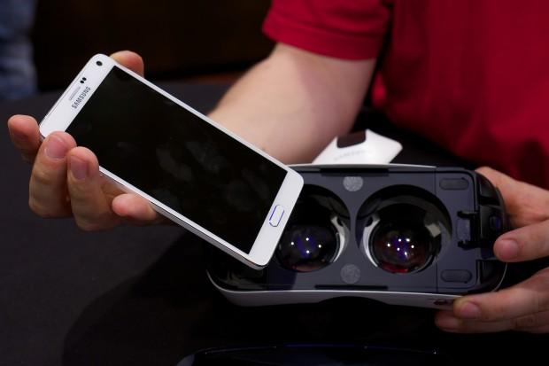 Samsung Galaxy Gear VR (Foto: Michael Wieczorek)