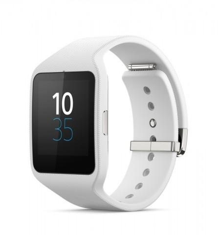 Smartwatch mit Android Wear (Bild: Sony)