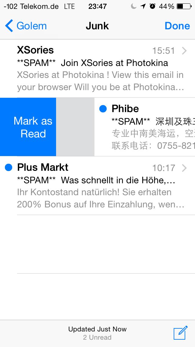 Apples iOS 8 im Test: Das mittelmäßigste Release aller Zeiten -