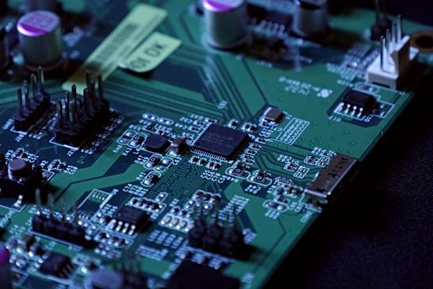 Host-Controller für USB 3.1 von ASmedia (Foto: Marc Sauter)