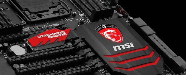 Die Streaming-Engine auf dem MSI Gaming 9 AC stammt von Avermedia. (Bild: MSI)