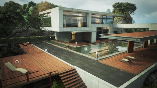 Zen Garden (Screenshot: Golem.de)