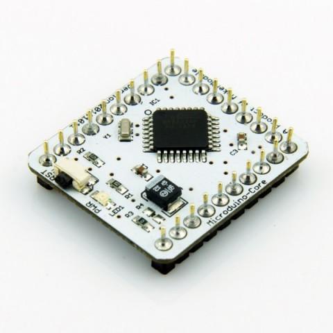 Core-Modul mit Mikrocontroller (Foto: Microduino Studio)