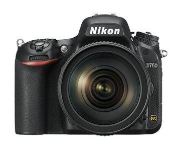 Die Nikon D750 ist eine DSLR mit Vollformatsensor. (Foto: Nikon)