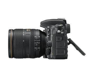 Digitalkamera Nikon Zeigt Erste Vollformat Dslr Mit Klappdisplay