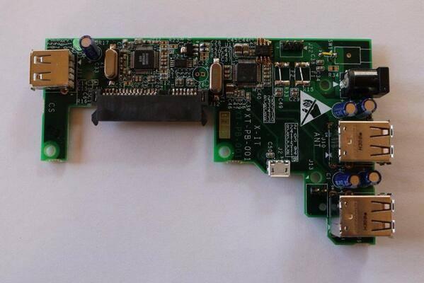 Die Erweiterungsplatine des Plusberry-Pi-Projekts (Fotos: Plusberry Pi)