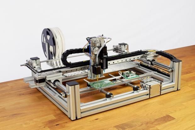 Varioplace-Maschine (Foto: VarioPlace/Mirko Ehlert)