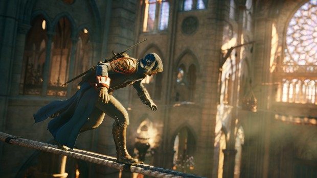 Assassin's Creed Unity (Bullshot mit SSAA: Ubisoft)