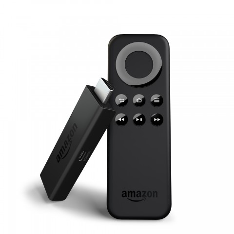 Fire TV Stick mit Bluetooth-Fernbedienung (Bild: Amazon)