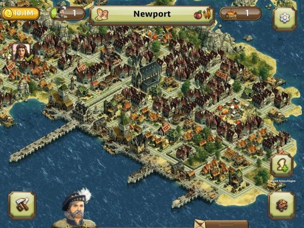 Anno - Erschaffe ein Königreich (Bild: Ubisoft)