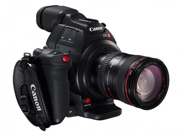 Canon EOS C100 Mark II (Bild: Canon)