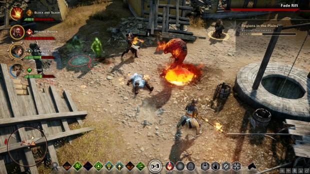 PC-Version von Dragon Age: Inquisition (Bild: Electronic Arts)