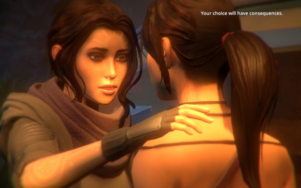 Dreamfall Chapters (Screenshot: Golem.de)