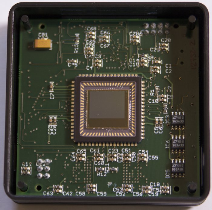 FPS 1000: Kamera soll 18.500 Frames pro Sekunde aufnehmen - FPS 1000 (Bild: Kickstarter)