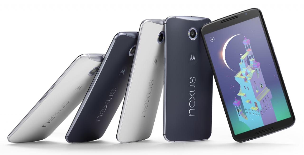 Google: Nexus 6 erscheint nächste Woche - doch nicht - Nexus 6 (Bild: Google)