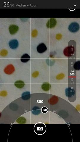 Bedieninterface Nokia Lumia 930