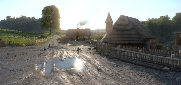 Kingdom Come Deliverance (Screenshot: Marc Sauter/Golem.de)