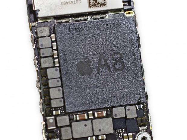 Apples A8 (Bild: iFixit)