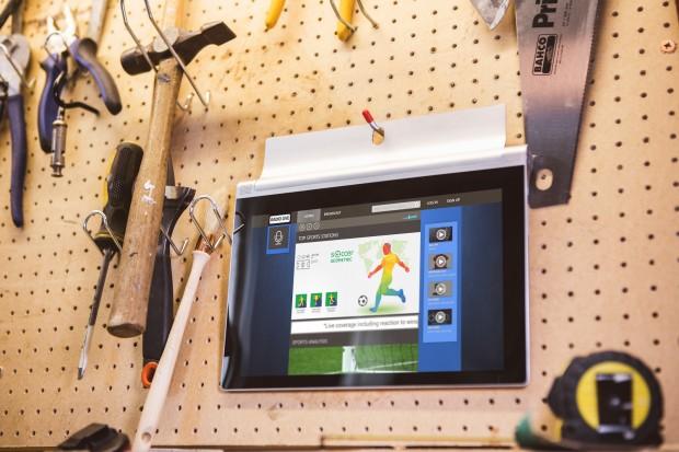tablet mit sehr langer akkulaufzeit lenovo yoga tablet 2. Black Bedroom Furniture Sets. Home Design Ideas