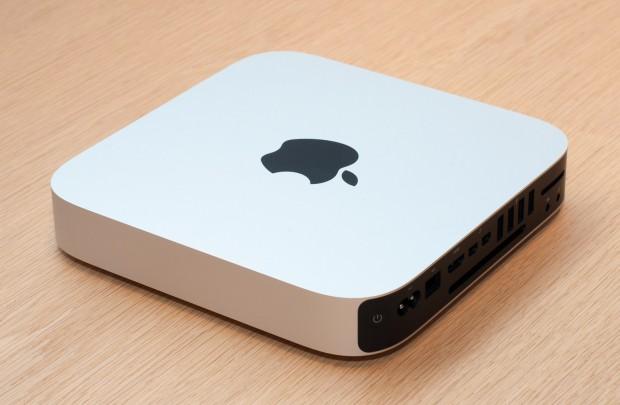 Der neue Mac Mini (Bild: Andreas Sebayang/Golem.de)