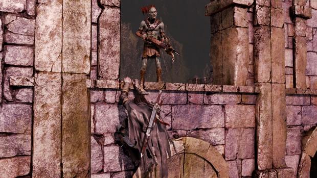 Mittelerde Mordors Schatten (Screenshot: Marc Sauter/Golem.de)