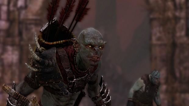 Hauptmann der Uruk-hai (Screenshot: Marc Sauter/Golem.de)