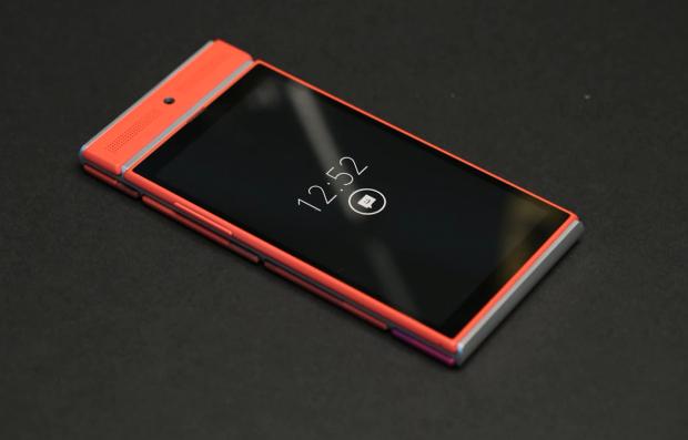 Das Ara-Smartphone mit austauschbarem Display (Bild: Google)