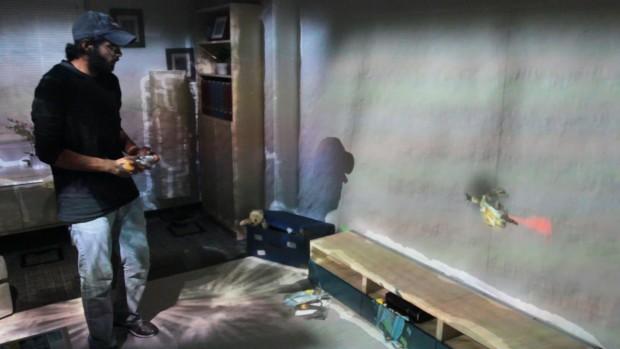 Room Alive (Bild: Microsoft)