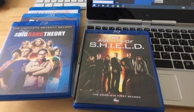 Agents of S.H.I.E.L.D ist als Blu-ray-Import bereits erhältlich und ist kompatibel mit deutschen Blu-ray-Playern. (Foto: Andreas Sebayang/Golem.de)