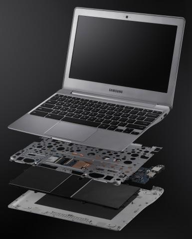 Chromebook 2 (Bild: Samsung)