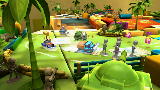 Toybox Turbos (Bild: Codemasters)