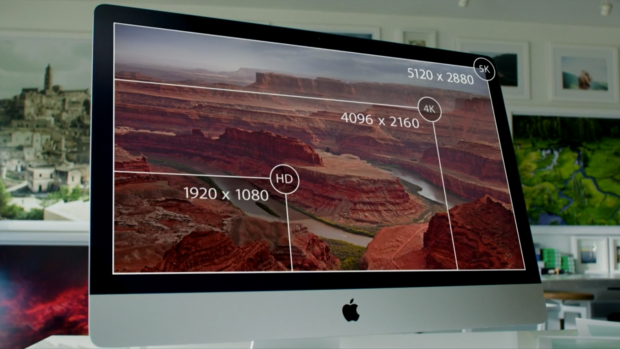 iMac mit Retina-5K-Display (Bild: Apple/Screenshot: Golem.de)
