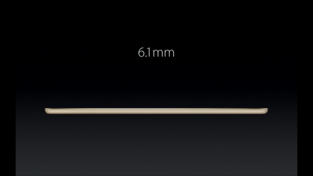 iPad Air 2 (Bild: Apple/Screenshot: Golem.de)