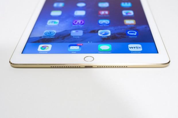 iPad Air 2 mit Touch-ID (Bild: Andreas Donath)