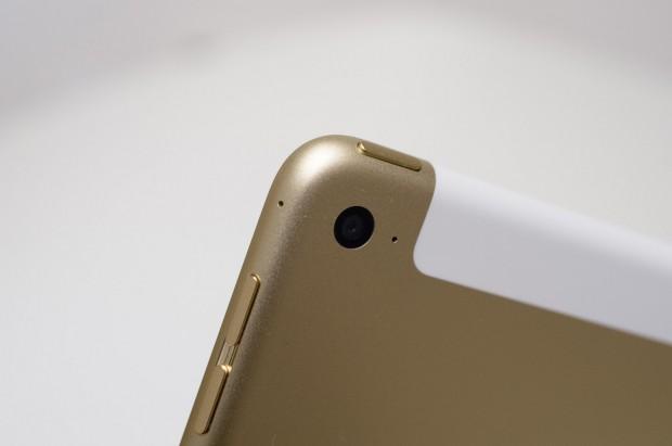 iPad Air 2: Die Kamera nimmt jetzt mit 8 Megapixeln auf. (Bild: Andreas Donath)