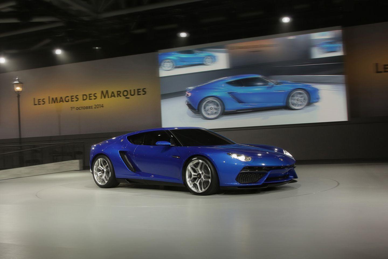 Asterion LPI 910-4: Lamborghini stellt ersten Hybridsportwagen vor - Vorgestellt wurde der Supersportwagen Anfang Oktober 2014 beim Pariser Autosalon. (Foto: Lamborghini)