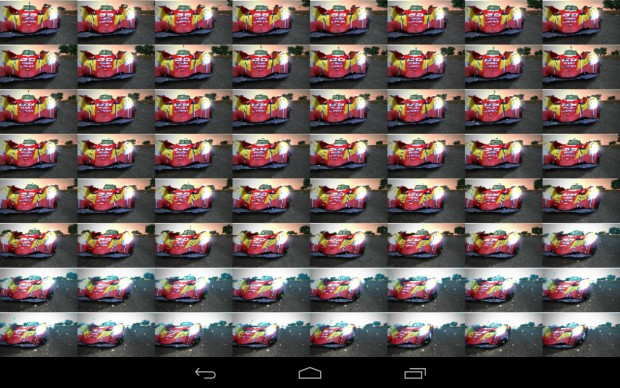 Basemark ES 3.0 mit Offscreen-Rendering (Screenshot: Rightware)