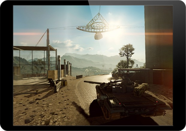 Battlefield 4 mit Metal-API (Screenshot: Dice)